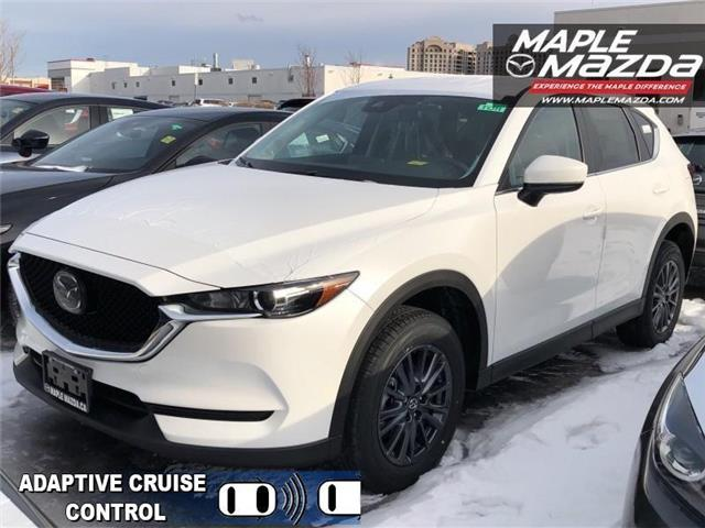 2019 Mazda CX-5 GS (Stk: 19-112) in Vaughan - Image 1 of 5