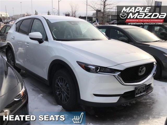 2019 Mazda CX-5 GS (Stk: 19-112) in Vaughan - Image 2 of 5