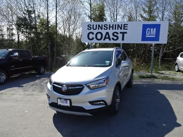 2019 Buick Encore Sport Touring (Stk: NK732922) in Sechelt - Image 1 of 21