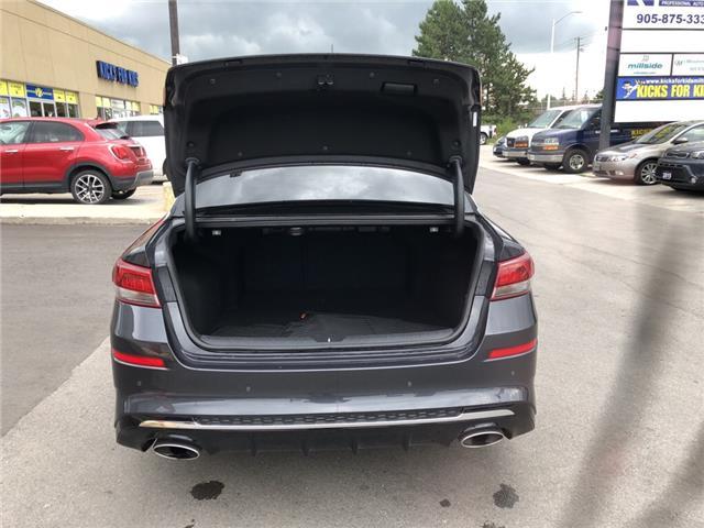 2019 Kia Optima SX Turbo (Stk: 327816) in Milton - Image 5 of 21