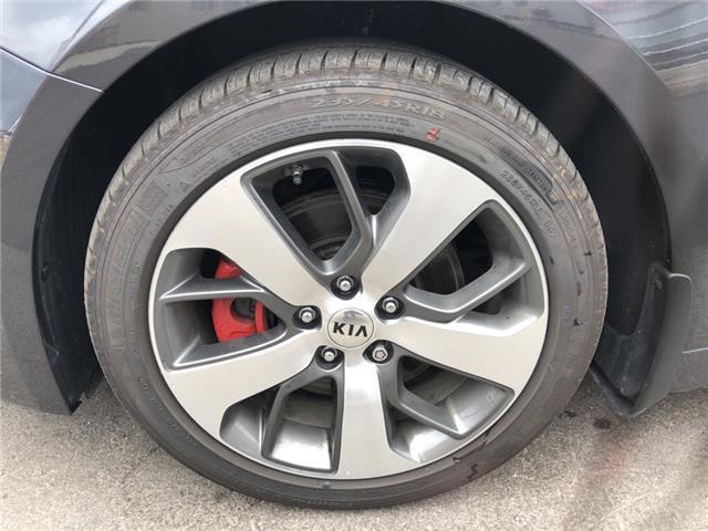 2019 Kia Optima SX Turbo (Stk: 327816) in Milton - Image 11 of 21