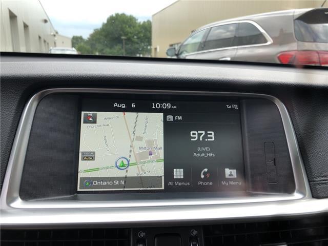 2019 Kia Optima SX Turbo (Stk: 327816) in Milton - Image 17 of 21