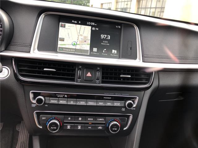 2019 Kia Optima SX Turbo (Stk: 327816) in Milton - Image 18 of 21