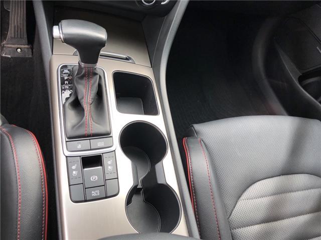 2019 Kia Optima SX Turbo (Stk: 327816) in Milton - Image 19 of 21