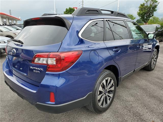 2016 Subaru Outback 3.6R Limited Package (Stk: 19S1042A) in Whitby - Image 5 of 27