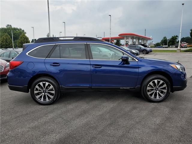 2016 Subaru Outback 3.6R Limited Package (Stk: 19S1042A) in Whitby - Image 6 of 27