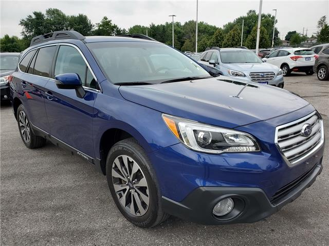 2016 Subaru Outback 3.6R Limited Package (Stk: 19S1042A) in Whitby - Image 7 of 27