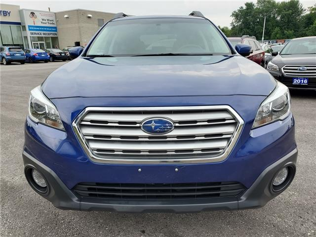 2016 Subaru Outback 3.6R Limited Package (Stk: 19S1042A) in Whitby - Image 8 of 27
