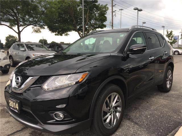 2014 Nissan Rogue SL (Stk: 1767W) in Oakville - Image 3 of 26