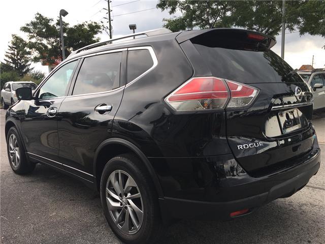2014 Nissan Rogue SL (Stk: 1767W) in Oakville - Image 4 of 26