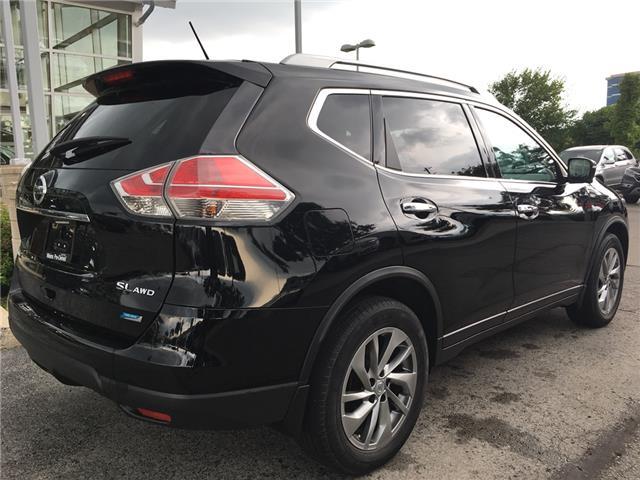 2014 Nissan Rogue SL (Stk: 1767W) in Oakville - Image 6 of 26