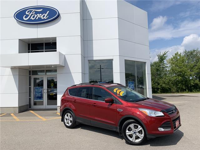 2016 Ford Escape SE (Stk: W1091) in Smiths Falls - Image 1 of 1