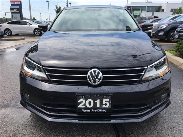 2015 Volkswagen Jetta 2.0 TDI Comfortline (Stk: 1768W) in Oakville - Image 2 of 28
