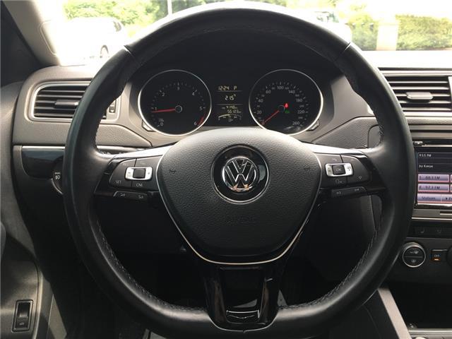 2015 Volkswagen Jetta 2.0 TDI Comfortline (Stk: 1768W) in Oakville - Image 18 of 28