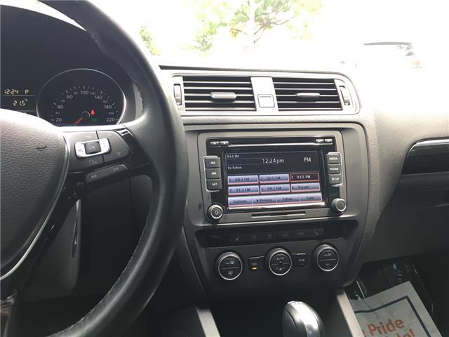 2015 Volkswagen Jetta 2.0 TDI Comfortline (Stk: 1768W) in Oakville - Image 19 of 28