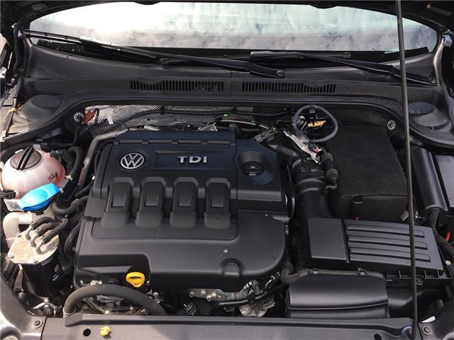 2015 Volkswagen Jetta 2.0 TDI Comfortline (Stk: 1768W) in Oakville - Image 28 of 28