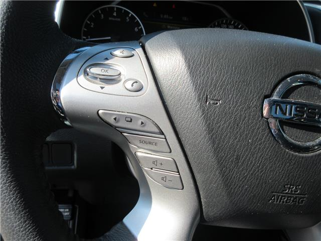 2016 Nissan Murano SL (Stk: 6197) in Okotoks - Image 15 of 27