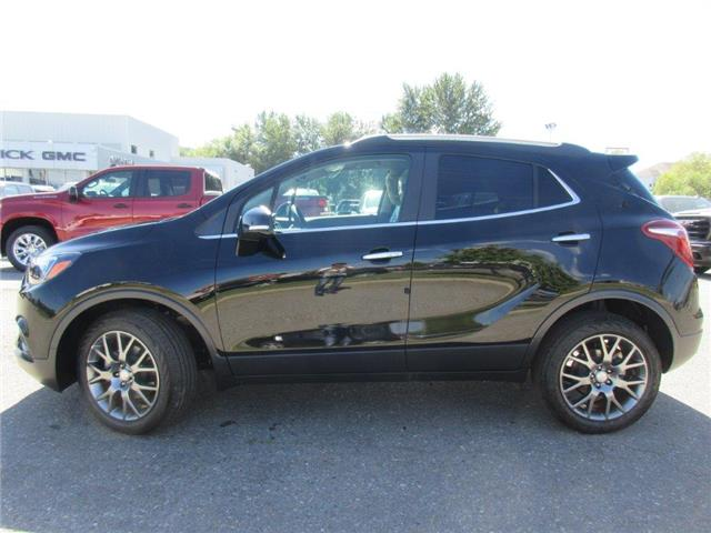 2019 Buick Encore Sport Touring (Stk: 4J20238) in Cranbrook - Image 2 of 26