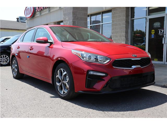 2019 Kia Forte EX (Stk: ) in Cobourg - Image 1 of 22