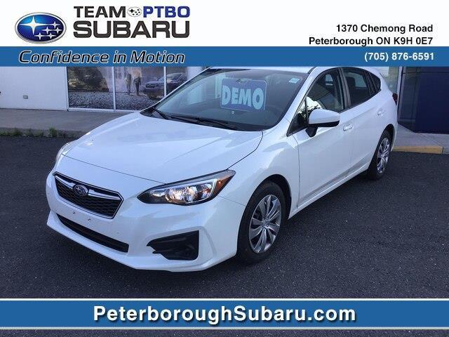 2019 Subaru Impreza Convenience (Stk: S3702) in Peterborough - Image 1 of 20