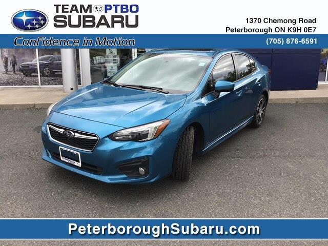 2017 Subaru Impreza Touring (Stk: SP0214) in Peterborough - Image 1 of 19