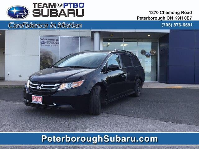2014 Honda Odyssey EX (Stk: S3777A) in Peterborough - Image 1 of 12