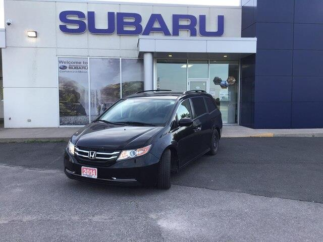 2014 Honda Odyssey EX (Stk: S3777A) in Peterborough - Image 2 of 12