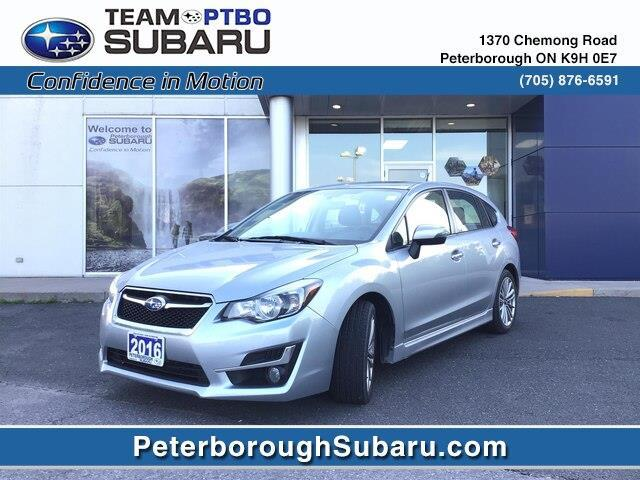 2016 Subaru Impreza 2.0i Limited Package (Stk: S2653) in Peterborough - Image 1 of 19