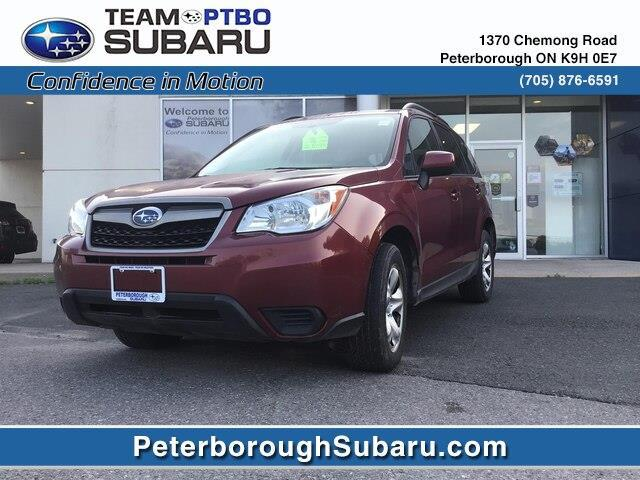 2016 Subaru Forester 2.5i (Stk: S3642A) in Peterborough - Image 1 of 15
