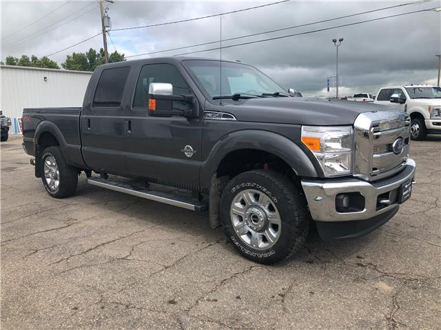 2015 Ford F-350 Lariat (Stk: 8266A) in Wilkie - Image 1 of 24