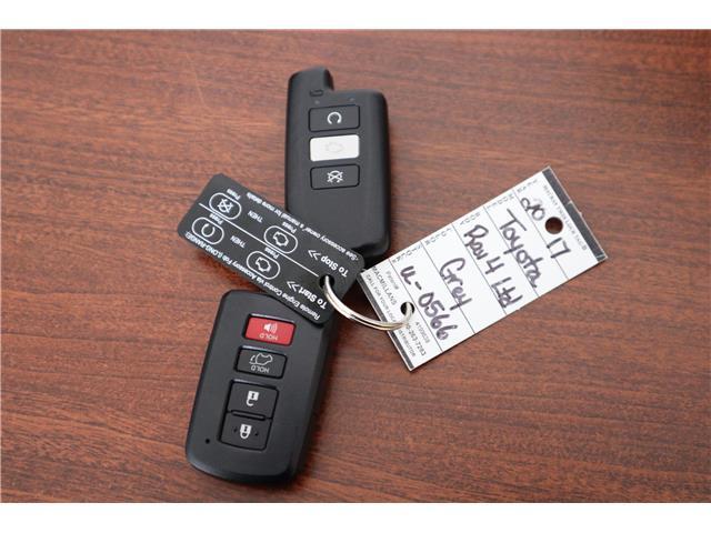 2017 Toyota RAV4 Limited (Stk: 52530) in Huntsville - Image 35 of 36