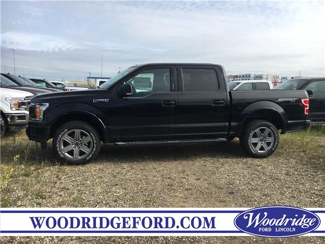 2019 Ford F-150 XLT (Stk: K-1882) in Calgary - Image 2 of 5