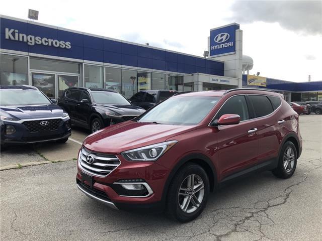 2017 Hyundai Santa Fe Sport 2.4 Premium (Stk: 11577P) in Scarborough - Image 1 of 15