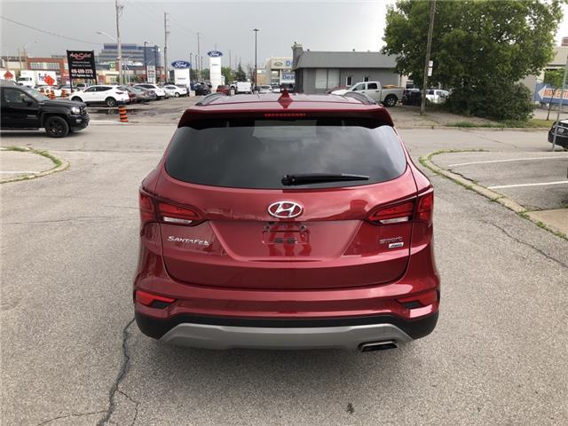 2017 Hyundai Santa Fe Sport 2.4 Premium (Stk: 11577P) in Scarborough - Image 4 of 15