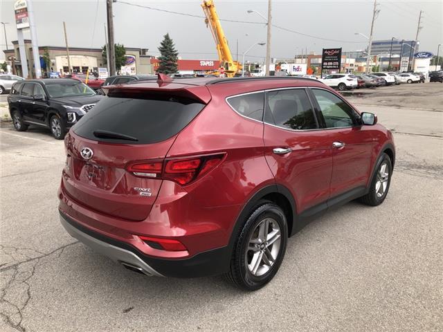 2017 Hyundai Santa Fe Sport 2.4 Premium (Stk: 11577P) in Scarborough - Image 5 of 15