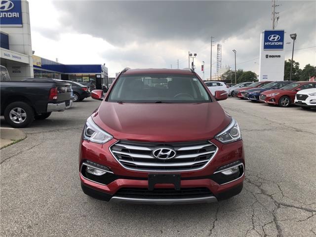 2017 Hyundai Santa Fe Sport 2.4 Premium (Stk: 11577P) in Scarborough - Image 8 of 15