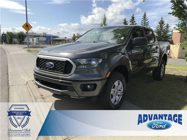 2019 Ford Ranger XLT (Stk: K-1603) in Calgary - Image 1 of 5