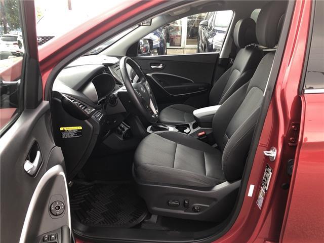 2017 Hyundai Santa Fe Sport 2.4 Premium (Stk: 11577P) in Scarborough - Image 11 of 15