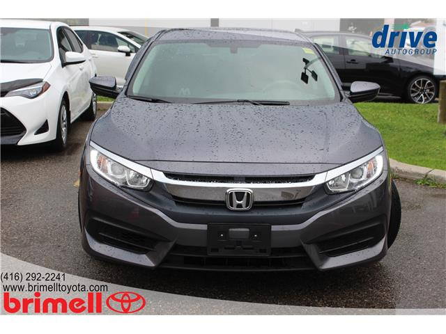 2018 Honda Civic LX (Stk: 197142A) in Scarborough - Image 4 of 25
