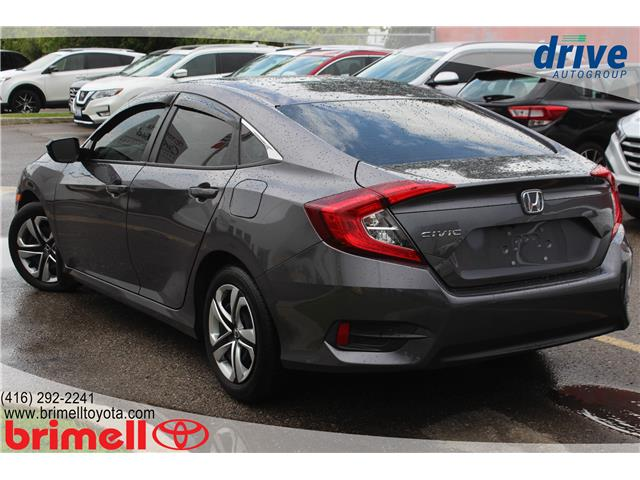 2018 Honda Civic LX (Stk: 197142A) in Scarborough - Image 7 of 25