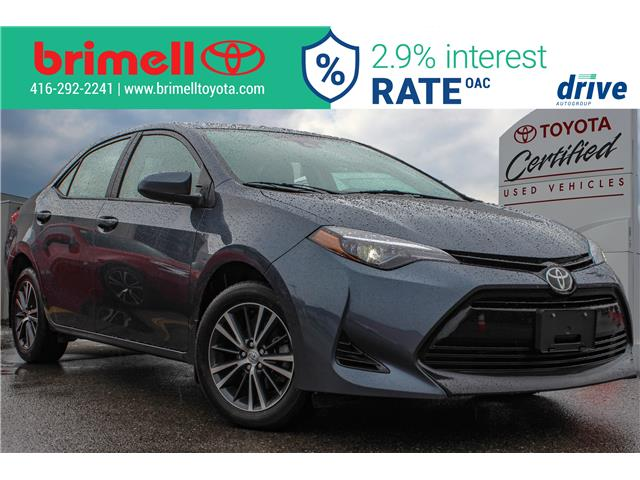 2018 Toyota Corolla LE (Stk: 9918R) in Scarborough - Image 1 of 27