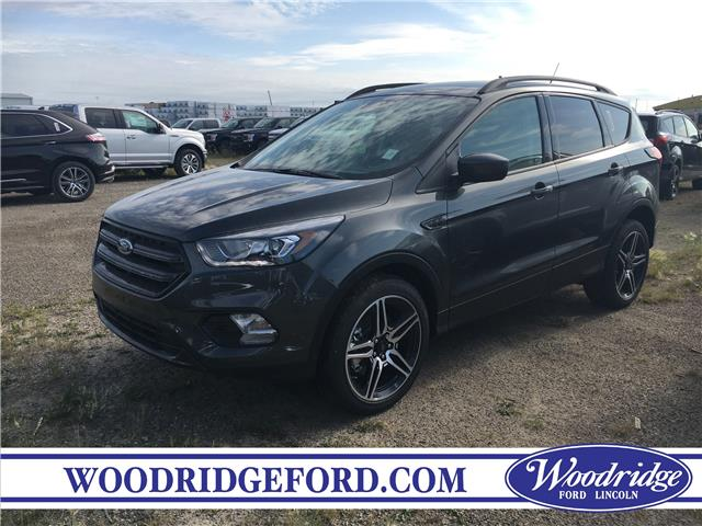 2019 Ford Escape SEL (Stk: K-2021) in Calgary - Image 1 of 5