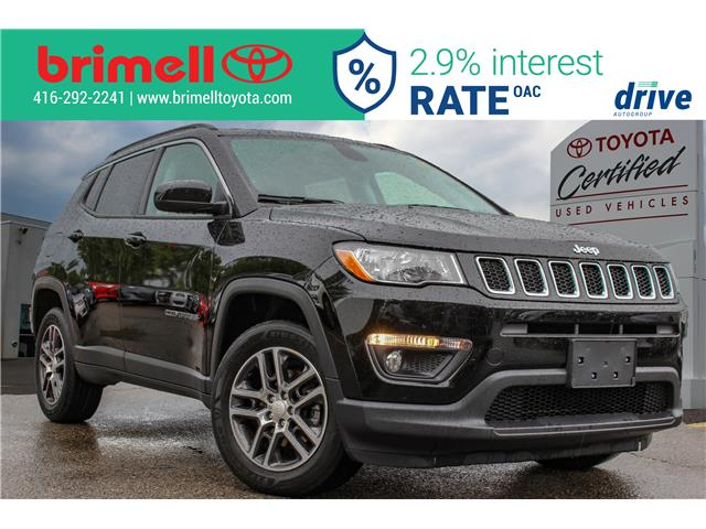 2018 Jeep Compass 27J (Stk: 197213A) in Scarborough - Image 2 of 26