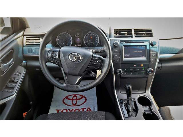 2016 Toyota Camry LE (Stk: N19344A) in Timmins - Image 2 of 14