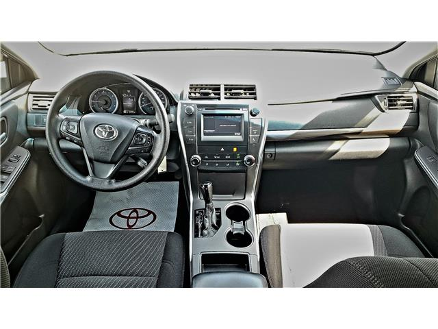 2016 Toyota Camry LE (Stk: N19344A) in Timmins - Image 12 of 14