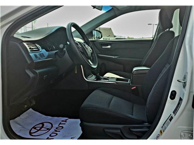 2016 Toyota Camry LE (Stk: N19344A) in Timmins - Image 10 of 14