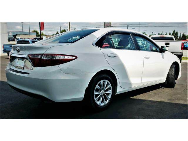 2016 Toyota Camry LE (Stk: N19344A) in Timmins - Image 6 of 14