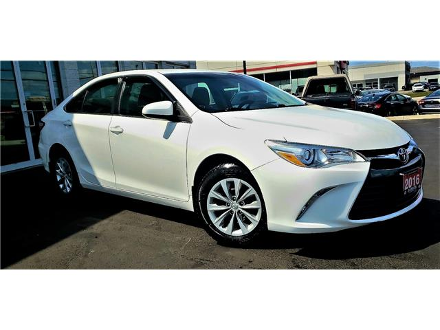 2016 Toyota Camry LE (Stk: N19344A) in Timmins - Image 4 of 14