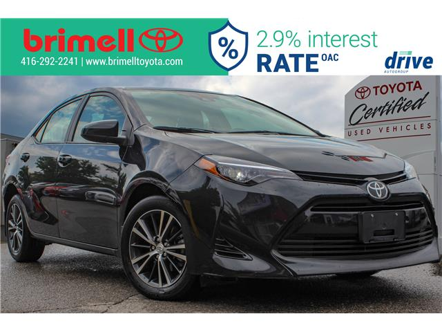2019 Toyota Corolla LE (Stk: 9919R) in Scarborough - Image 1 of 27