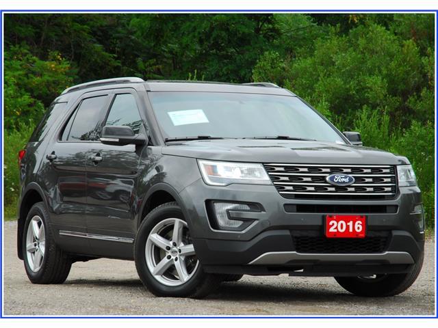 2016 Ford Explorer XLT (Stk: D94980A) in Kitchener - Image 1 of 18